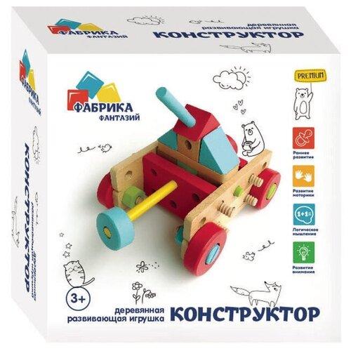 Конструктор Фабрика Фантазий 72660 недорого