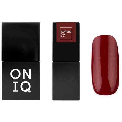 Купить Гель-лак для ногтей ONIQ Pantone, 10 мл, 218 Fired Brick