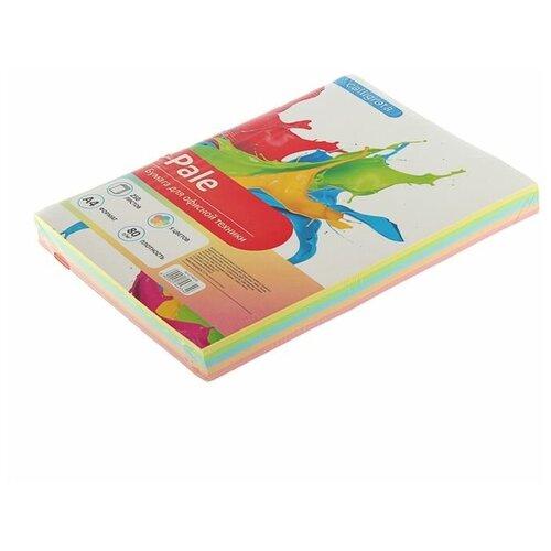 Фото - Бумага Calligrata A4 Pale 80 г/м² 250 лист., пастель бумага cactus a4 cs opb a480250 80 г м² 250 лист