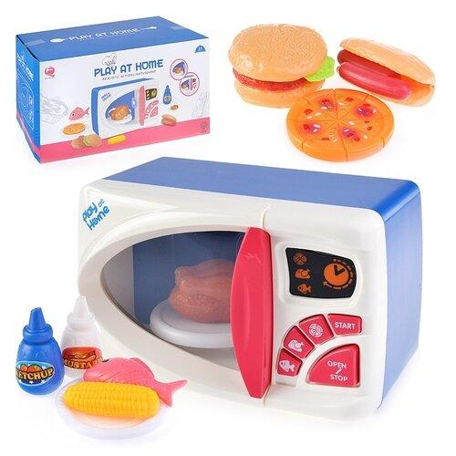 Купить Микроволновка Oubaoloon в коробке (QF26134W), Детские кухни и бытовая техника
