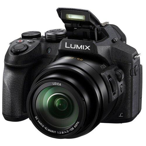 Фото - Фотоаппарат Panasonic Lumix DMC-FZ300 черный фотоаппарат panasonic dmc ft30 lumix blue