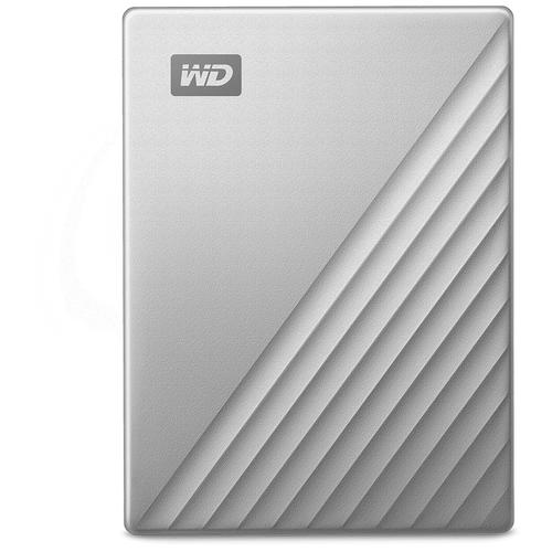 Фото - Внешний HDD Western Digital My Passport Ultra for Mac 5 TB, серебристый thermaltake для hdd max4 n0023sn серебристый
