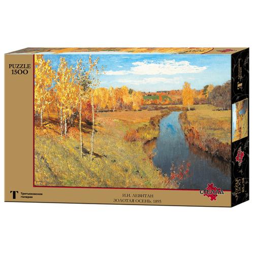 Пазл Стелла Плюс Левитан И.И. Золотая осень (TG150205), 1500 дет.