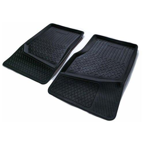 Резиновые коврики в салон 3D Standart SRTK, передние PER.D.NEX.94G.02010