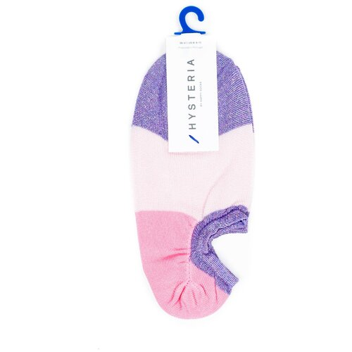 Невидимые носки женские премиального бренда Hysteria Isa Invisible Sneaker Sock - Purple/Sock 36-38