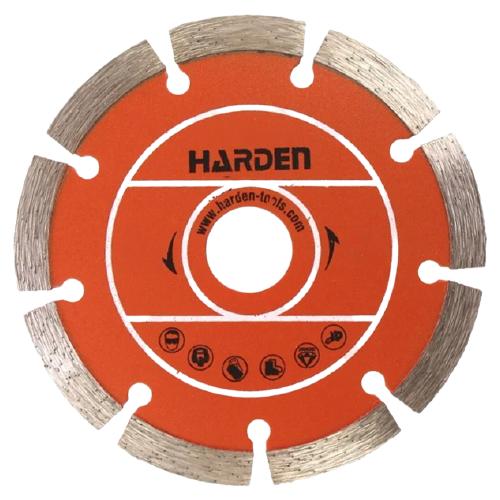 Диск алмазный отрезной Harden 611304, 180 мм 1 шт.