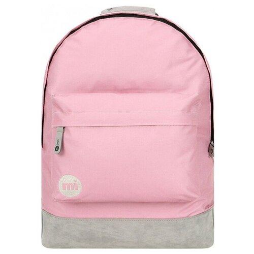 Городской рюкзак mi pac Classic 17, rose/grey