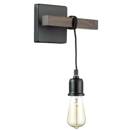 Фото - Настенный светильник Lumion Klaus 3740/1W, 60 Вт настенный светильник lumion casetta 3126 1w 60 вт