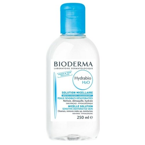Bioderma мицеллярная вода Hydrabio, 250 мл недорого