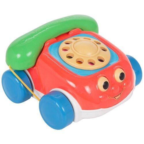 S+S TOYS, ИГРУШКА развивающая Телефон, (18*17.5*9) игрушка s s toys bambini музыкальное пианино котик сс76753
