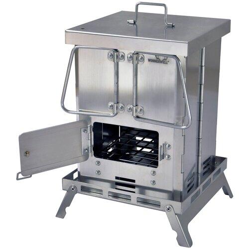 Печка WINNERWELL Five-Way Chimney Starter стальной