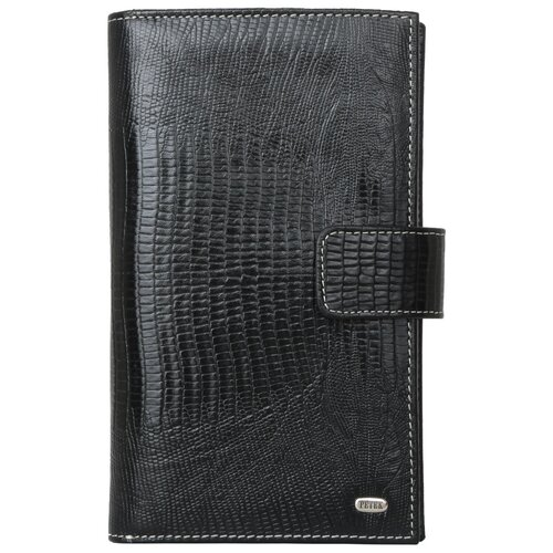 Бумажник путешественника Petek 1855 2394.041.KD1 Black