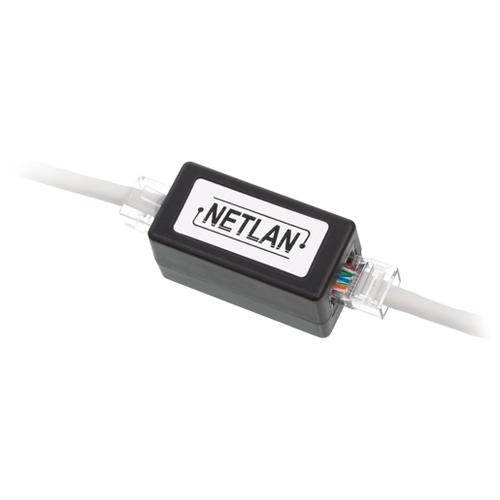 Кабельный соединитель NETLAN EC-UCB-55-UD2-BK RJ45-RJ45 (8P8C) Кат.5e (Класс D) 100МГц неэкранированный черный (EC-UCB-55-UD2-BK)