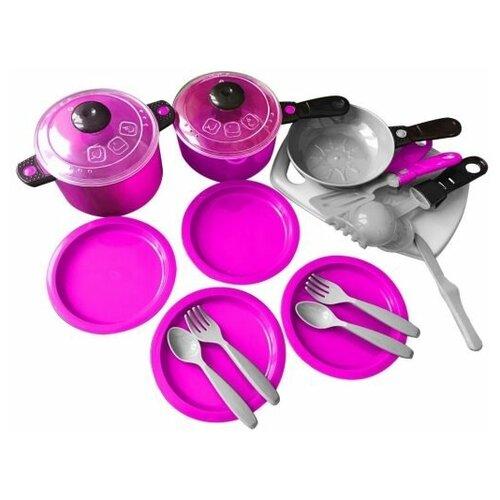 Купить ORION TOYS Набор посуды Ириска-3 , 23 предмета (ОР080), Игрушечная еда и посуда