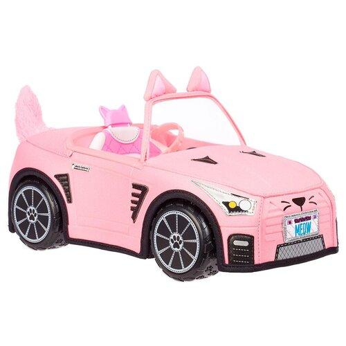 Na! Na! Na! Surprise Плюшевый кабриолет (572411) розовый