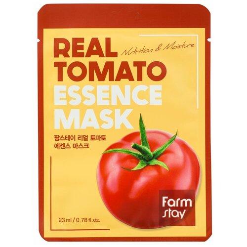 Купить Тканевая маска для лица с экстрактом томата, 23 мл, Farmstay (652451)