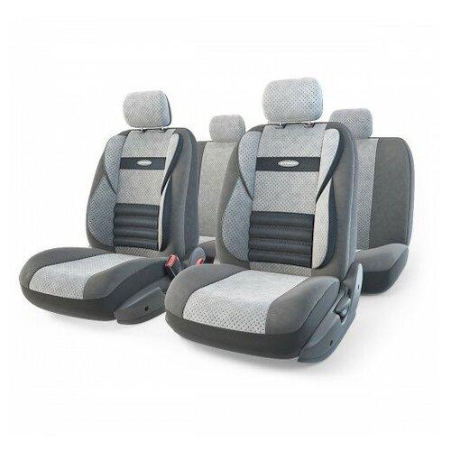 Чехлы на сиденье Autoprofi Comfort Combo Dark/Light Grey CMB-1105 D.GY/L.GY M