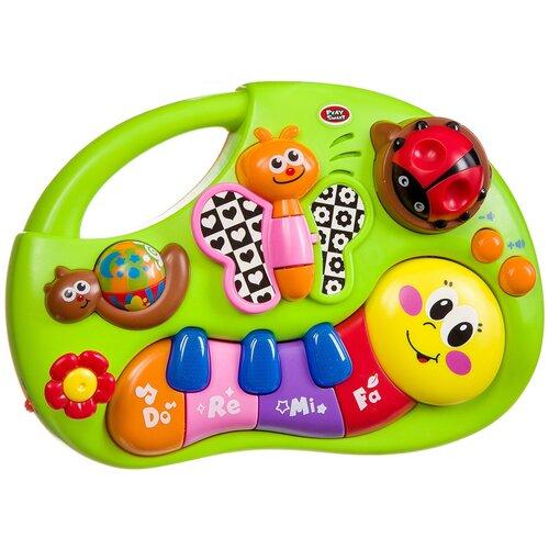 Интерактивная развивающая игрушка Play Smart Веселые Жучки, зеленый