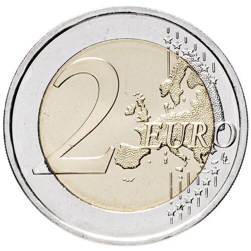 Монета Банк Финляндии 200 лет Банку Финляндии 2 евро 2011 года