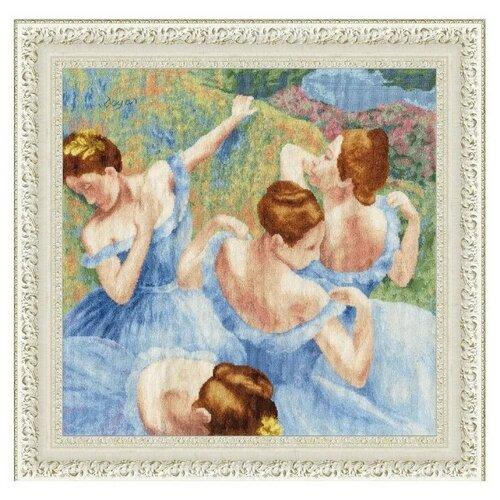 Вышивка крестом МК-050 Голубые танцовщицы