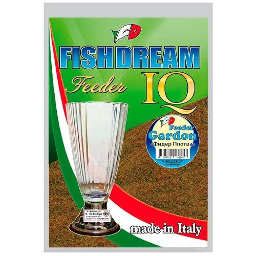 Прикормочная смесь FishDream IQ Фидер Плотва 1000 г