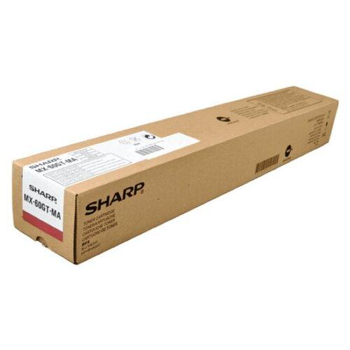 Фото - Картридж Sharp MX60GTMA картридж sharp ar016lt ar016t для копира sharp 5318