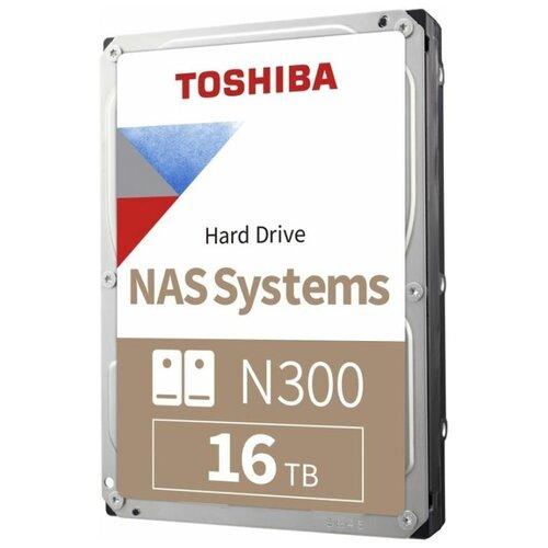 Жесткий диск Toshiba 16 TB HDWG31GUZSVA
