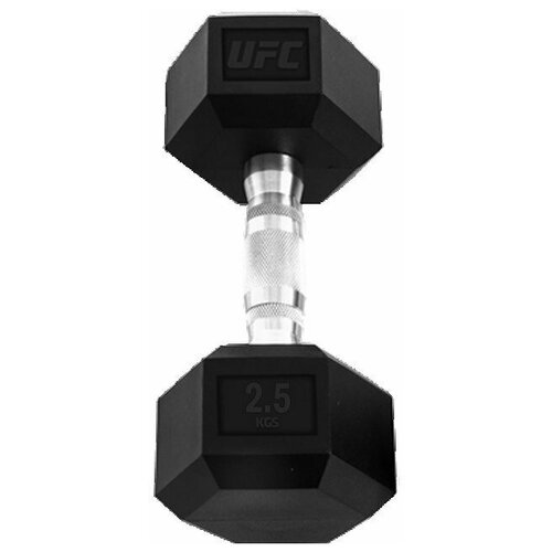 Гантель шестигранная UFC 2.5 кг UHA-69823