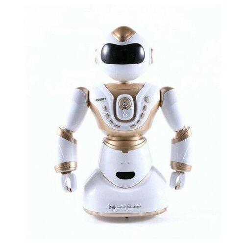 Фото - Радиоуправляемый робот MZ-2850 радиоуправляемый робот трансформер mz model радиоуправляемый робот трансформер mz porshe 911 meizhi 2337p