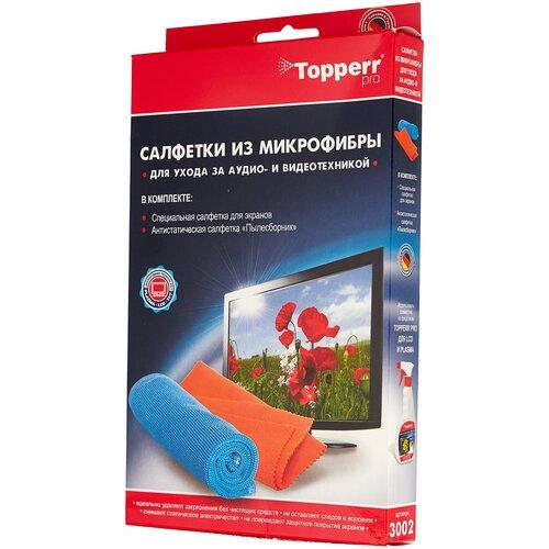 Набор Topperr 3002 сухие салфетки