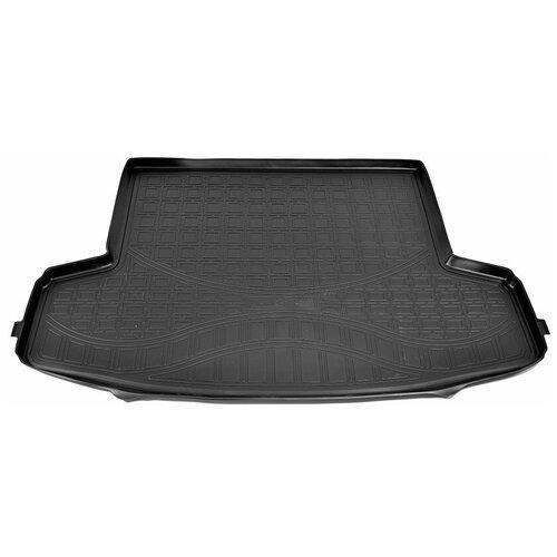 дверь крышка багажника chn для geely emgrand gs 2019 2020 2021 Коврик багажника NorPlast NPA00-T24-085 для Geely Emgrand X7 черный