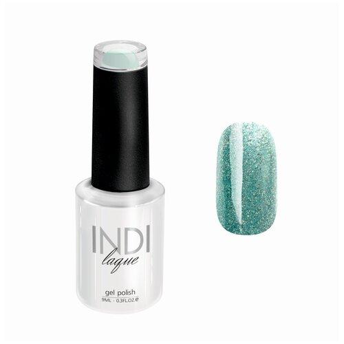 Гель-лак для ногтей Runail Professional INDI laque с мелкими блестками, 9 мл, 4251 гель лак для ногтей runail indi laque 4248 бежевый с мелкими блестками 9мл