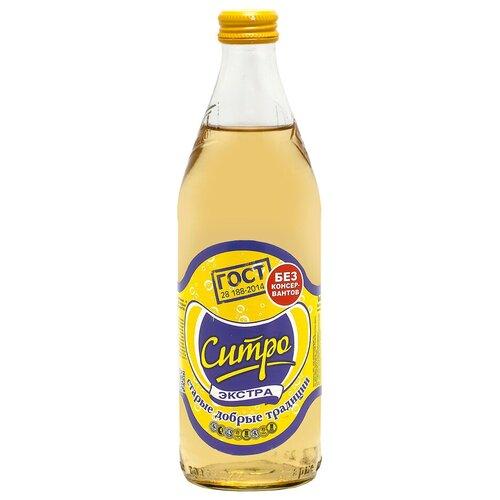 Газированный напиток Старые добрые традиции Экстра-ситро, 0.5 л