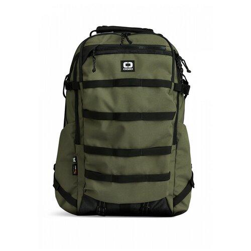 Городской рюкзак OGIO Alpha Convoy 525, зеленый