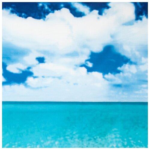 Фото - Штора для ванной Море, 180х180 см, EVA 4446536 штора для ванной доляна графика 180х180 732658 синий