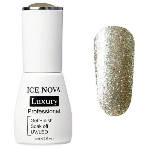 Купить Гель-лак для ногтей ICE NOVA Luxury Professional, 10 мл, 119 hip hip