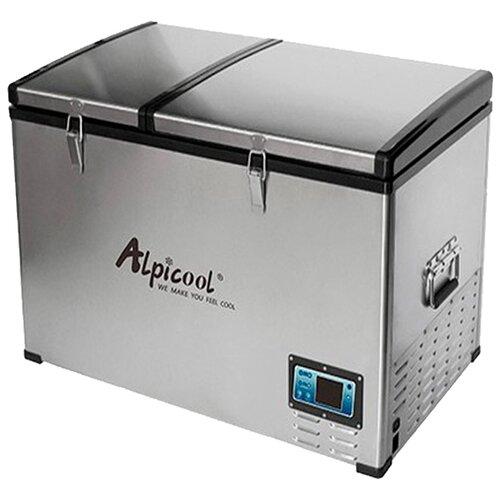 Автомобильный холодильник Alpicool BCD100 белый