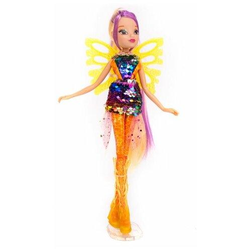 Кукла Winx Club Сиреникс Мыльные пузыри Стелла, 27 см, IW01731803