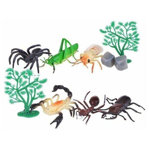 Купить Фигурки 1 TOY В мире животных Насекомые Т53857, Игровые наборы и фигурки