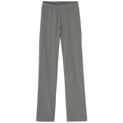 Легинсы FIТ+ прямого покроя (брюки), хлопок для фитнеса женские 500 серые, размер: 2XL / W38 L31, цвет: Серый NYAMBA Х Декатлон