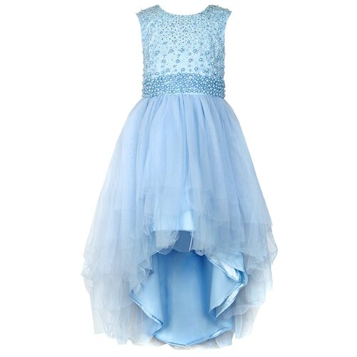Платье для девочки Ciao Kids Couture цвет голубой 6 лет