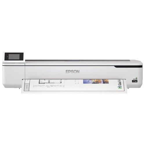 Фото - Принтер Epson SureColor SC-T5100N, серый принтер epson m1170 серый черный