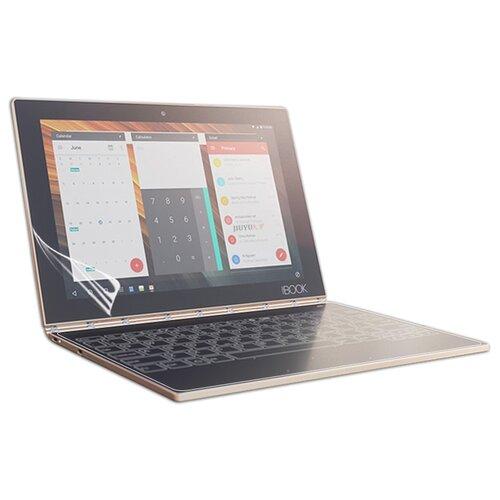Защитная пленка MyPads для планшета Lenovo Yoga Book 10.1 YB1-X91L/ F / X90L / ZA0W0014RU глянцевая