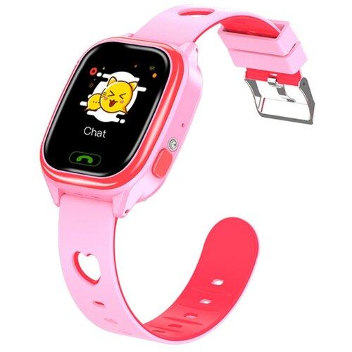 Детские умные смарт-часы Smart Baby Watch Y85 2G, с поддержкой Wi-Fi и GPS, SIM card (Розовый) детские умные часы телефон с gps smart baby watch df25 голубые