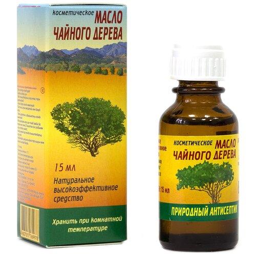 Масло для тела Elfarma чайного дерева косметическое, 15 мл чайного дерева эфирное масло elfarma 10 мл