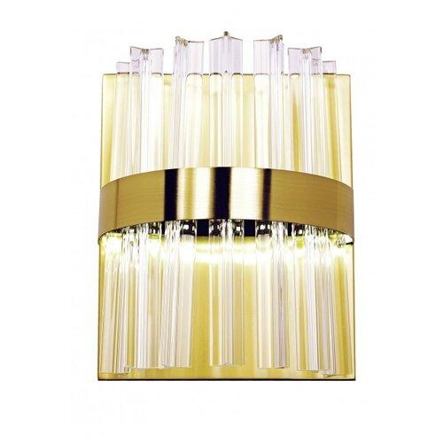 Фото - Светодиодное бра нимб Natali Kovaltseva LED LAMPS 81100/1W 35W золото 3200/4300/6500K с пультом светодиодное бра 18w led lamps 81148 1w natali kovaltseva