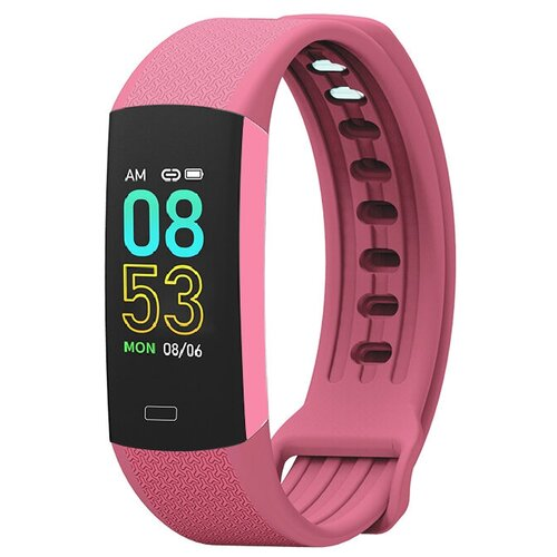 Умный браслет iBest B6, розовый