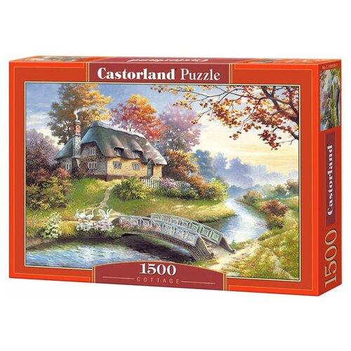Пазл Castorland Cottage (C-150359), 1500 дет. пазл castorland kittens play time c 151639 1500 дет