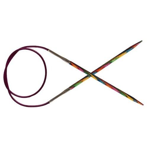 Купить Спицы Knit Pro Symfonie 20326, диаметр 3.25 мм, длина 60 см, многоцветный