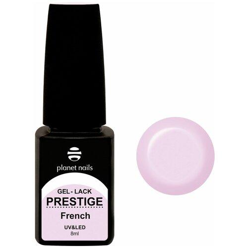 Купить Гель-лак для ногтей planet nails Prestige French, 8 мл, 334 розовая гвоздика